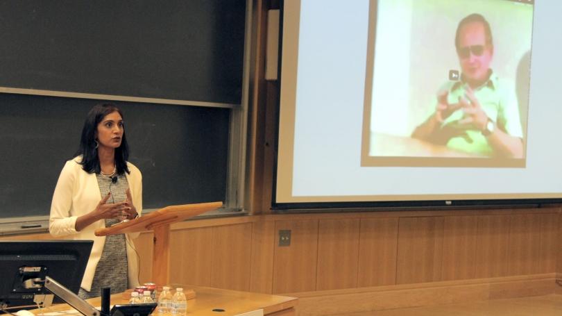 Asha Rangappa, Ethics Institute