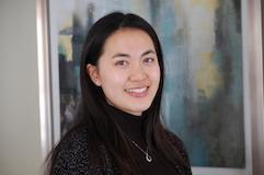 Headshot of Carolyn Zhou